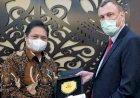 Demi Percepatan Vaksinasi, Indonesia Jajaki Kerjasama Dengan ICRC