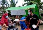IWO Kalbar Bersama Empat Ormas Bagikan Takjil Gratis