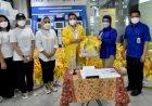 Apresiasi Para Tenaga Kesehatan,  IIPG Bagikan Ratusan Paket Lebaran Dan THR