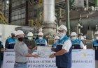 Tingkatkan Efisiensi dan Efektivitas Usaha, PT. Peniti Sungai Purun Beralih Menggunakan Listrik PLN
