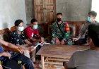 Sosialisasikan PPKM Mikro, Babinsa Jelutung Sambangi Warga Binaan