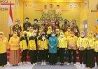 AMPG dan KPPG Golkar Kalbar Gelar Vaksinasi Khusus Perempuan