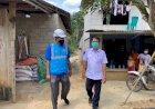 Jelang Hari Listrik Nasional, Ratusan Warga Dusun Tuba Pasak Bengkayang Nikmati Listrik PLN