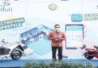 PLN Kalbar Salurkan Bantuan Senilai Rp.100 Juta Rupiah Dukung Pembangunan Pusat Kuliner