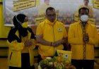 HUT Partai Golkar ke 57, DPD Kubu Raya Bagikan 200 Paket Sembako